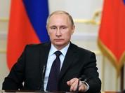 Putin: Nga ủng hộ ứng viên Tổng thống Mỹ muốn xây dựng quan hệ với Moscow