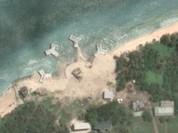 Lộ công trình quân sự phi pháp trên đảo Ba Bình, Đài Loan vội liên hệ Google