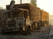 Nga yêu cầu công khai loại đạn tấn công đoàn xe của Liên Hợp Quốc