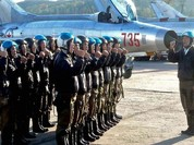 Bắc Triều Tiên lần đầu tiên tổ chức ngày hội hàng không quốc tế