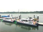 Singapore trang bị thêm tàu tuần tra cho cảnh sát biển