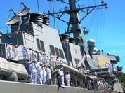 Báo Nga: Hải quân Mỹ và Việt Nam diễn tập chung trên Biển Đông
