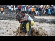 Gần 900 người ở Haiti chết vì bão Matthew
