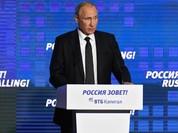 Putin: Nga muốn có mối quan hệ thân thiện với một đất nước vĩ đại như Mỹ nhưng...