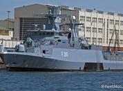 Đức mua 5 tàu hộ tống, phát tín hiệu cảnh báo Nga