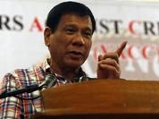 Tổng thống Philippines muốn tập trận với Trung Quốc ở Biển Đông