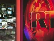 Tài khoản ngân hàng của kênh truyền hình Nga RT ở Anh bị đóng