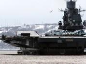 Hải quân Nga đang gia tăng hoạt động ở ở Địa Trung Hải