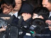 Hàn Quốc bắt giữ bạn thân của Tổng thống Park Geun Hye