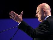 Giám đốc Cơ quan Tình báo trung ương Mỹ James Calpper đột ngột từ chức