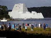 Chuyên gia Nga: Siêu hạm tàng hình của Mỹ chỉ là một đống phế liệu