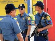 Philippines phát hiện bom tự chế đặt gần sứ quán Mỹ
