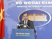 Việt Nam phản đối Đài Loan diễn tập tại vùng biển ở khu vực Trường Sa