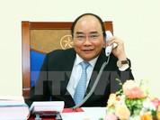 Thủ tướng Nguyễn Xuân Phúc điện đàm với Tổng thống Mỹ đắc cử Donald Trump