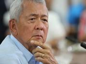 Philippines tuyên bố tạm thời gác tranh chấp Biển Đông với Trung Quốc