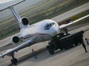 Máy bay Tu-154 của Nga gặp nạn có thể do chim?