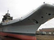 Hải quân Nga sắp nhận khu trục hạm hạng nặng Đô đốc Gorshkov