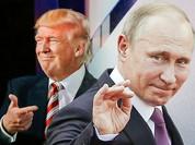 Donald Trump ca ngợi tuyên bố không trả đũa của Tổng thống Nga Putin