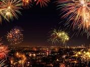 Toàn cảnh thế giới đón năm mới 2017 với không khí tươi vui và pháo hoa rực rỡ