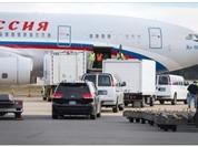 Các nhân viên ngoại giao Nga bị trục xuất đã rời Washington, Hoa Kỳ trên máy bay không phải của Mỹ