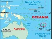 Động đất 7.2 độ richter gần Fiji, trên Thái Bình Dương: Có cảnh báo sóng thần