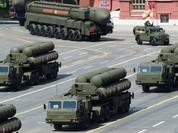 Nga cho tên lửa S-400 Triumph bắt đầu trực chiến bảo vệ Moscow
