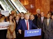 Họp báo lần đầu tiên kể từ khi trúng cử: Donald Trump nặng lời với phóng viên CNN - VIDEO