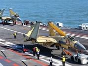 Tàu sân bay Liêu Ninh về căn cứ sau khi cơ động qua eo biển Đài Loan
