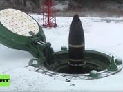 Lộ video Nga bắn thử tên lửa xuyên lục địa Topol-M từ hầm phóng dưới mặt đất - VIDEO