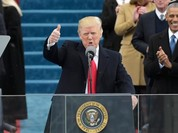 Tổng thống Donald Trump: Thời đại của đàm đạo trống rỗng đã kết thúc - VIDEO