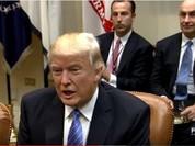 Nói với giới doanh gia Mỹ, ông Trump cáo buộc cả Trung Quốc và Nhật Bản - VIDEO