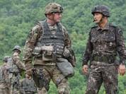 Quân đội Hàn Quốc sẽ tham gia tập trận Hổ mang vàng