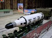 Bắc Triều Tiên công khai loại tên lửa đạn đạo Pukguksong-2 vừa bắn thử