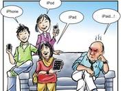 Bật cười với bộ tranh vui: Công nghệ đã làm thay đổi thế giới như thế nào