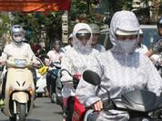 """Những kiểu """"chống đỡ"""" nắng nóng chỉ có ở Việt Nam"""