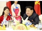 Kim Jong Un mở đại tiệc mừng phóng vệ tinh thành công