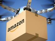 """Amazon sẽ tạo ra """"căn cứ"""" khổng lồ cho drone giao hàng"""