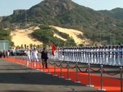 Nga muốn mở lại căn cứ ở Cam Ranh