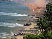 Dân Trung Quốc lo xung đột quân sự ở Biển Đông