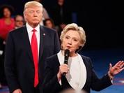 Bà Hillary giữ phong độ, ông Trump muốn đối thủ vào tù
