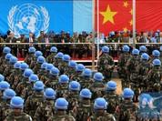 Lính Trung Quốc tháo chạy thoát thân, nhân viên LHQ bị làm nhục