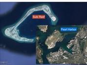Đảo nhân tạo Trung Quốc ở Biển Đông khiến Mỹ báo động