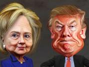 Hillary Clinton vượt mặt Donald Trump trước trận thư hùng cuối cùng