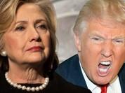 Hillary Clinton - Donald Trump và trận quyết đấu cuối cùng