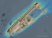 Báo Canada: Trung Quốc biến Đá Chữ Thập thành căn cứ quân sự
