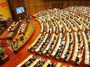 Sáng nay khai mạc kỳ họp Quốc hội