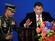"""Trung Quốc, Mỹ đều """"sốc"""" vì tổng thống Philippines"""