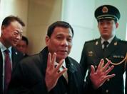 """Canh bạc"" bỏ Mỹ theo Trung của tổng thống Philippines"