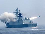Biển Đông: Trung Quốc tập trận ngay sau khi chiến hạm Mỹ tuần tra