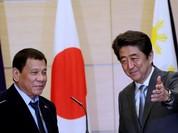 Biển Đông: Philippines và Nhật Bản sẵn sàng tập trận, cam kết bảo vệ tự do hàng hải
